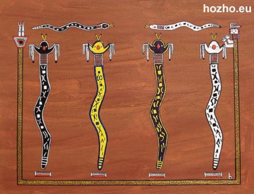 Les premiers serpents